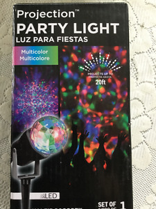 BNIB Projection Party Light