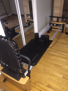 STAMINA Aero pilates Pro XP556 with Rebounder