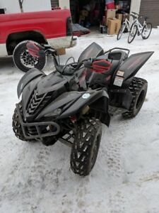 ATV YAMAHA 4 WHEELER