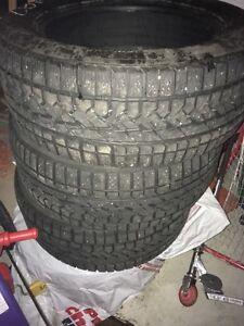 Pneus d'hiver Kamho Winter tires 255/55/R18
