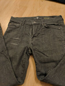 7 for All Mankind slimmy jeans - sz30