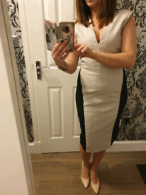 River Island leather dress 12