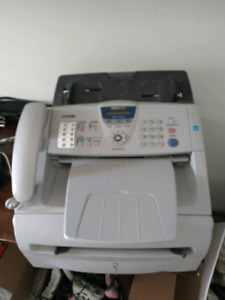 Brother Multifunction fax/scanner/printer