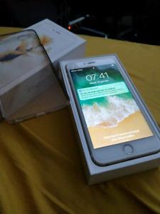 iPhone 6s plus Gold (excellent condition)