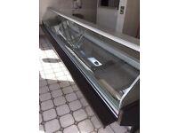 Refrigeration Display Units