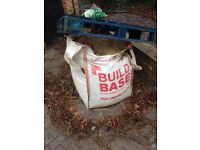 Full bag of builders sand (like a tonne)