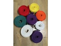 Karate/Judo Grade Belts