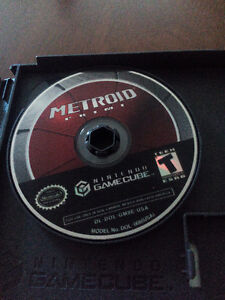 Metroid Prime (Disc Only) - Gamecube St. John's Newfoundland image 1