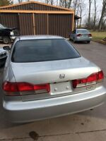Honda Accord 2002 parting out