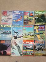 Old Airplane Magazines