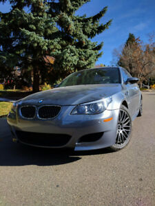 2008 BMW E60 M5 with ESS Supercharger- very low mileage