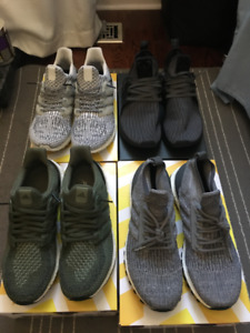 Selling Ultraboost 2.0, 3.0, & NMD