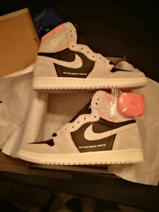 Jordan 1 OG NRG Neutral Grey size 10 Brand new DS.