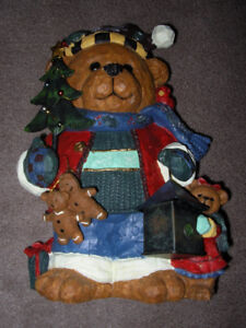 Christmas Bear Decoration