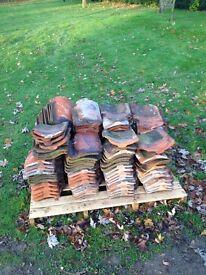 Norfolk roof tiles