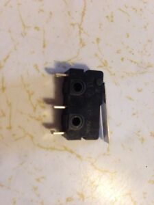 Vw door latch repair switch