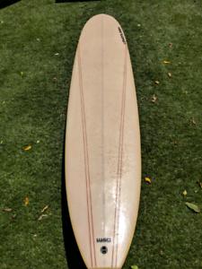 "Surfboard 9' 2"" Mal"