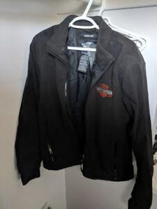 Harley Davidson waterproof riding jacket