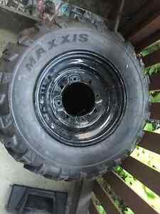 ATV UTV tires and rims