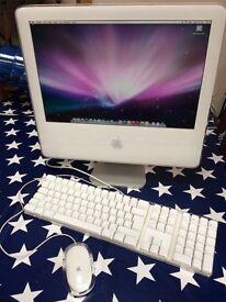 iMac G5 1.6Ghz/2GB/250GB/ComboDrive