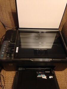 HP printer/ photocopier/ scanner