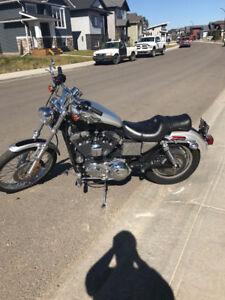 2003 100th Anniversary Harley Davidson 1200 Sportster