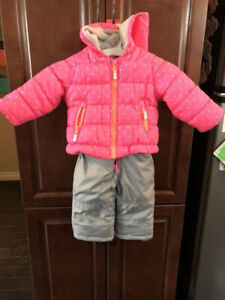 12 month Carters jacket and ski pants