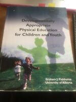 Developmentally appropriate physical education for children