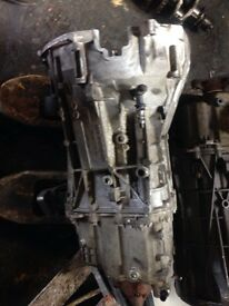 2006-2012 ford transit 2.4 6 speed gearbox 79k