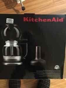 Kitchenaid Siphon Coffee brewer. Almost new ! Big savings ! West Island Greater Montréal image 1