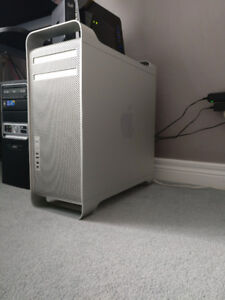 Apple Mac Pro (2x Quad-Core CPU, 12 GB RAM, NVIDIA GPU) $650 OBO