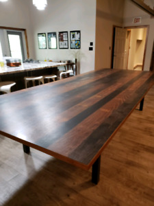 Extra large table