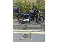 Honda GL125 1WH-H MOTORCYCLE