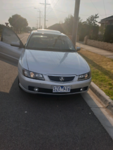 Holden vy Berlina with rego rwc