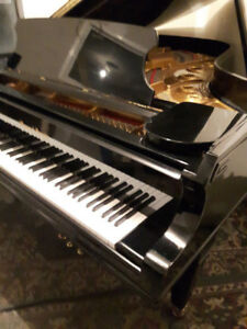 Piano Baby Grand , Mason Hamlin  , Model A , Like New