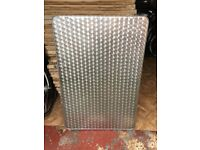 1200 X 800 mm stainless steel Innox seamless edge table top