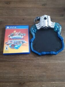 PS4 Skylander Super chargers portal +4 vehicles +13 characters