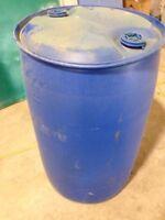 55 gallon barrels food grade