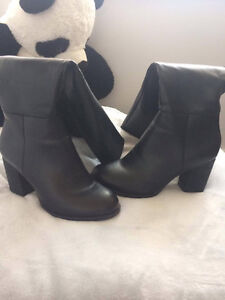 Selling BRAND NEW pair of knee high boots!!! Kitchener / Waterloo Kitchener Area image 1