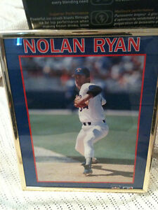 Nolan Ryan Texas Rangers Kitchener / Waterloo Kitchener Area image 1