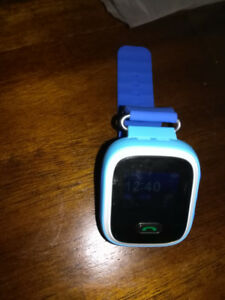 NEW PROTECT YOUR CHILD WITH SMART WATCH TRACKER