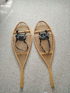 Snowshoes Faber 14X42 , with GVR Ratchet bindings