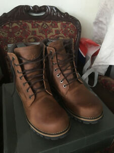 timberland boots brand new in the box  for sale