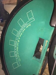 Casino tables  Stratford Kitchener Area image 1