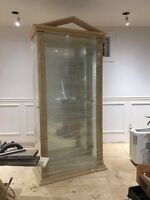 Vintage display cabinet Longueuil / South Shore Greater Montréal Preview