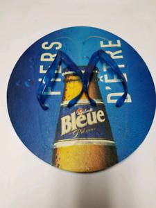 Sandale Décorative Labatt Bleu