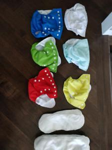 Euc cloth diapers