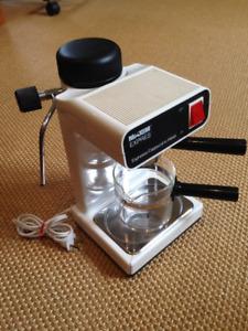 Espresso/Cappuccino Maker