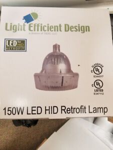 LED High bay 150watt replacement for 400wHID