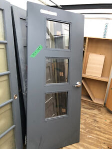 Fire Rated Entry Door
